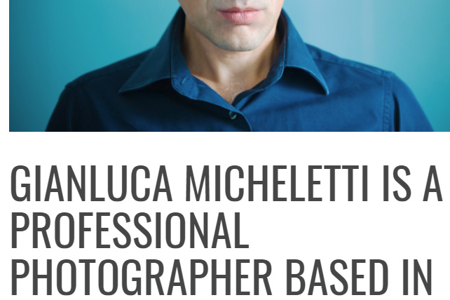 Gianluca Micheletti